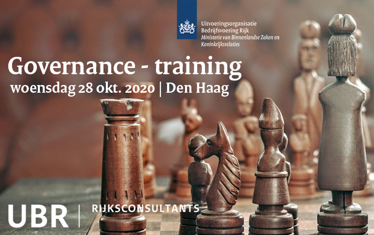 Governance training Rijksconsultants